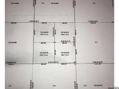 Mohave County Residential Lots & Land For Sale: 2656 Santa Fe Ranch Road