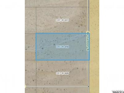Mohave County Residential Lots & Land For Sale: Tbd Joseph