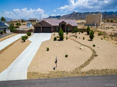 Hualapai Foothill Estates Single Family Home For Sale: 2020 Omaha Drive