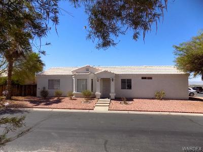 Mohave Valley Single Family Home For Sale: 6580 Jojoba Drive