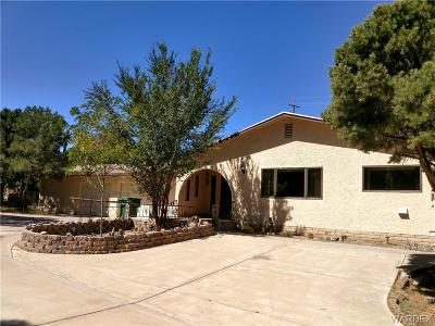Kingman Single Family Home For Sale: 2765 S Metate Drive
