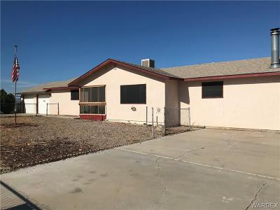 Dolan Springs Single Family Home For Sale: 15449 Hermosa Drive N
