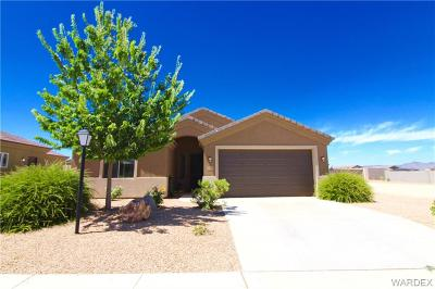 Kingman AZ Single Family Home For Sale: $184,900