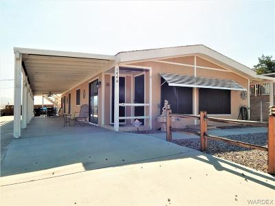 Mohave County Manufactured Home For Sale: 1440 Colina
