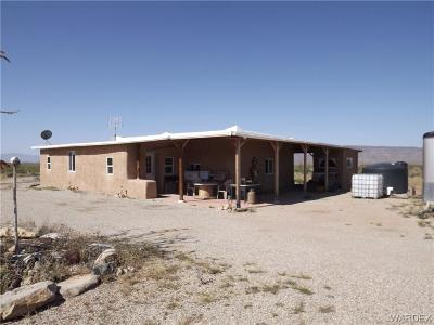 Yucca Single Family Home For Sale: 2620 W Voss Road