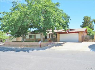 Kingman Single Family Home For Sale: 870 Crestwood Drive