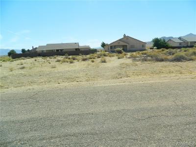 Kingman Residential Lots & Land For Sale: 10240 N Cerro Drive