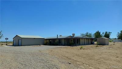 Mohave County Manufactured Home For Sale: 7471 Harquahala