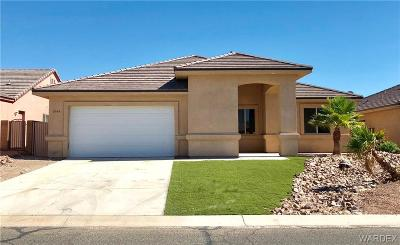 Fort Mohave Single Family Home For Sale: 2164 E Jaimie Road