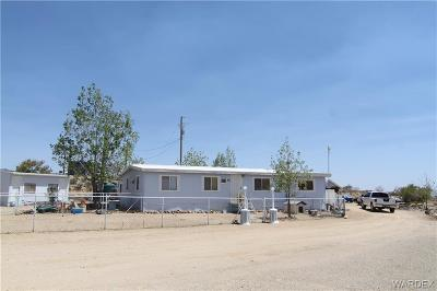 Golden Valley Manufactured Home For Sale: 6014 Chloride Road