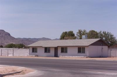 Kingman Single Family Home For Sale: 4005 N Benton