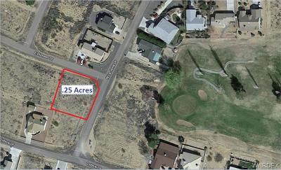 Kingman AZ Residential Lots & Land For Sale: $12,000