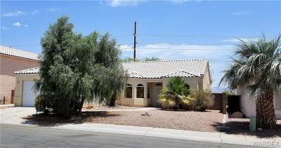 Mohave Valley Single Family Home For Sale: 9032 S Via Rancho Drive