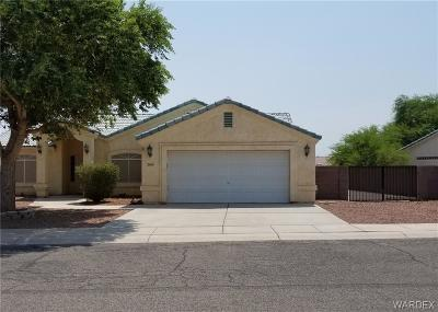 Mohave Valley Single Family Home For Sale: 2424 Palo Verde Drive E