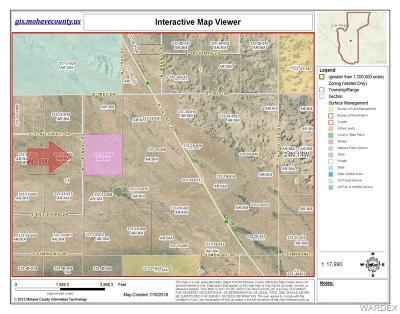 Kingman AZ Residential Lots & Land For Sale: $24,900