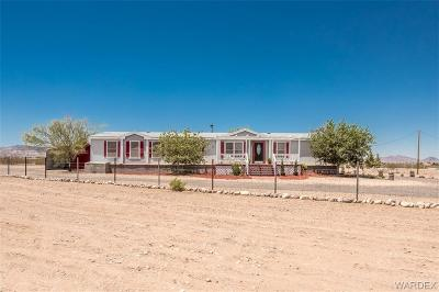 Golden Valley Manufactured Home For Sale: 7623 W Redwall Drive