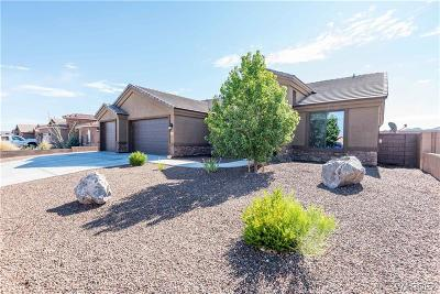 Kingman Single Family Home For Sale: 2154 Old Miners Road