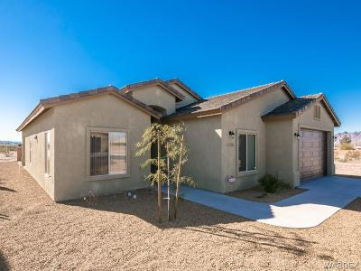 Fort Mohave Single Family Home For Sale: 1728 Feather Bush Way