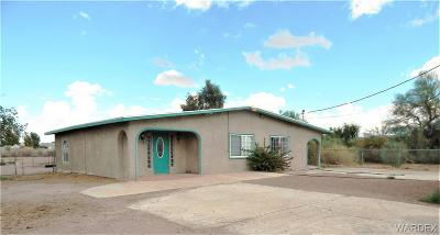Mohave Valley Single Family Home For Sale: 1343 Levee Way
