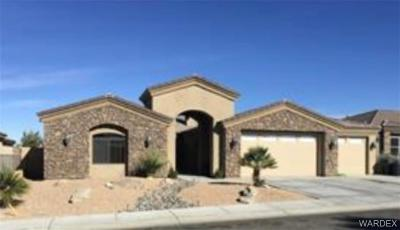 Kingman Single Family Home For Sale: 3335 Rainbow Mine Road