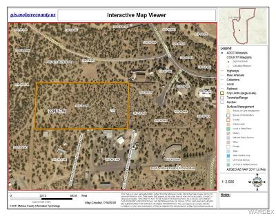 Kingman Residential Lots & Land For Sale: Tbd Jordon Ranch Rd