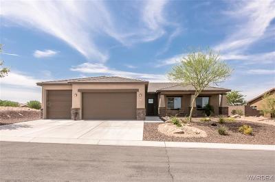 Bullhead Single Family Home For Sale: 3094 Fort Mojave Drive