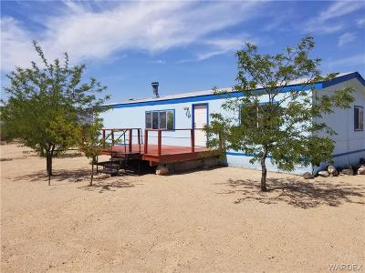Golden Valley Manufactured Home For Sale: 949 Mormon Flat Road