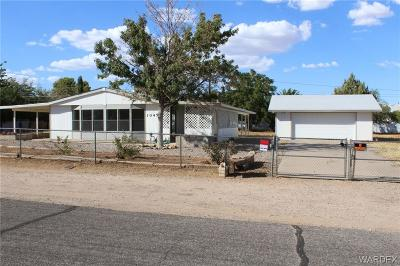Kingman AZ Manufactured Home For Sale: $124,900