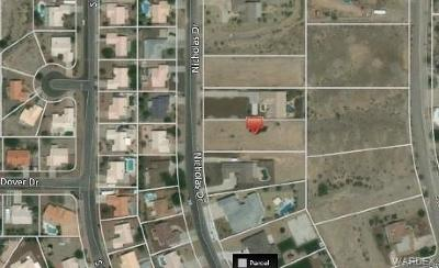 Fort Mohave Residential Lots & Land For Sale: 4066 Nicholas Drive
