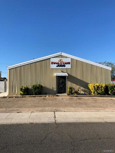 Kingman AZ Commercial For Sale: $199,000