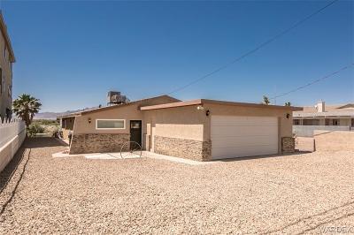 Bullhead Single Family Home For Sale: 2567 Camino Del Rio Drive