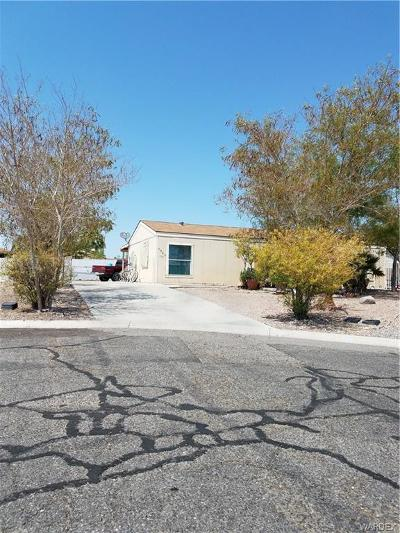 Fort Mohave Manufactured Home For Sale: 4390 Susan Place