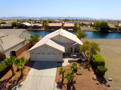 Fort Mohave Single Family Home For Sale: 6160 Via Del Aqua Drive