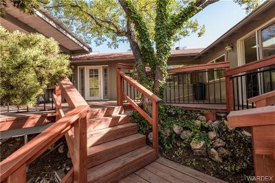Kingman Single Family Home For Sale: 6757 Ponderosa Drive E