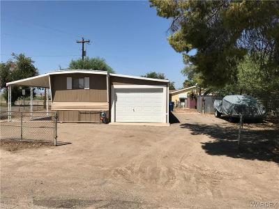 Mohave Valley Manufactured Home For Sale: 8001 Mockingbird Drive