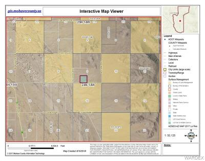 Kingman Residential Lots & Land For Sale: 0000 Symphony