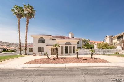 Laughlin (Nv) Single Family Home For Sale: 3672 Brian Court