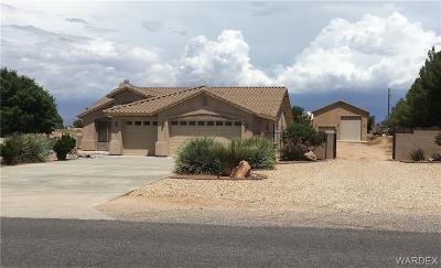 Kingman Single Family Home For Sale: 2232 Seneca
