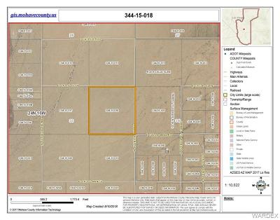 Kingman Residential Lots & Land For Sale: 00 Kingman Area