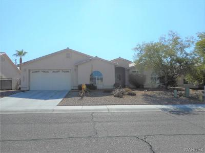 Fort Mohave Single Family Home For Sale: 1986 E Gold Lake Drive