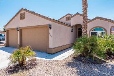 Fort Mohave Single Family Home For Sale: 1680 Alcazar Way