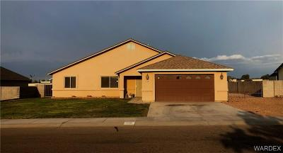 Kingman Single Family Home For Sale: 3782 Prairie View Drive