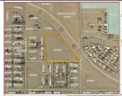 Fort Mohave Residential Lots & Land For Sale: 4905 Mountain View Road