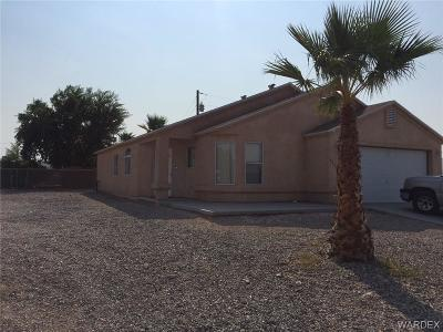Fort Mohave Single Family Home For Sale: 5571 Ruby Street S