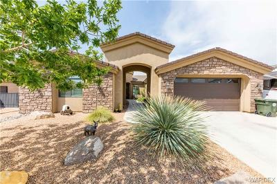 Kingman Single Family Home For Sale: 3275 Rainbow Mine