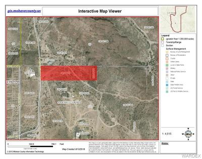 Kingman Residential Lots & Land For Sale: 5.82 Acres White Cliffs
