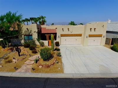 Fort Mohave Single Family Home For Sale: 6053 Bella Vista Drive