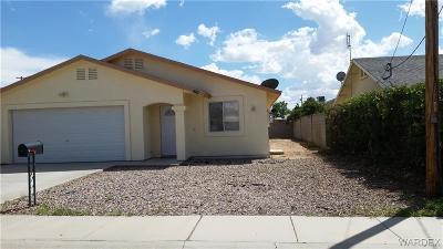 Kingman Single Family Home For Sale: 2740 Chambers Ave