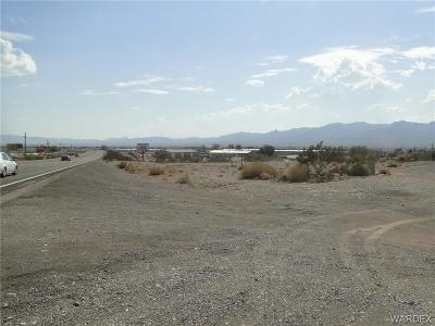 Fort Mohave Residential Lots & Land For Sale: 1595 Dunlap Highway SW