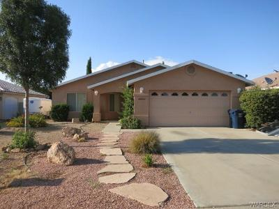 Kingman Single Family Home For Sale: 3971 Lass Avenue